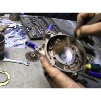 Профилактика, ремонт и регулировка редуктора