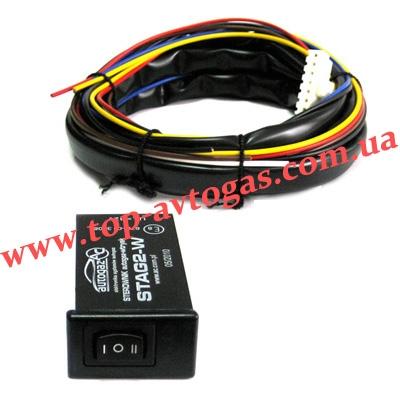 Переключатель инжектор Stag2-W (газ-бензин)