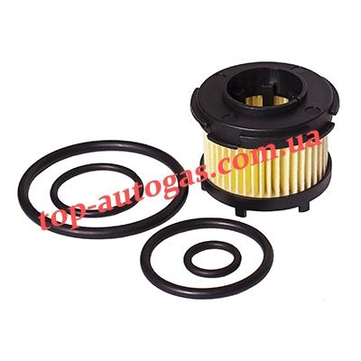 Фильтр электроклапана газа BRC ЕТ-98 MY07 нов. обр., с кольцами, пропан.Certools(KN-278)