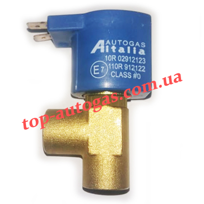 Электроклапан газа метан CNG {20мПа)Autogas-Italia