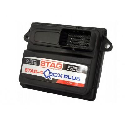 Блок управления STAG-4 Q-BOX Plus