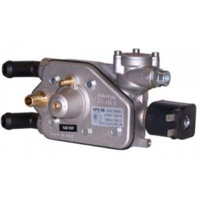 Редуктор впрыск пропан Autogas-Italia RPG-09 4-е поколение, (110 кВт)с фильтром.
