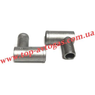 Угол тосольный - 90 градусов - d16х19, алюминиевый